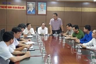 Lực lượng Kiểm lâm VQG Phong Nha - Kẻ Bàng tích cực tham gia cứu hộ, cứu nạn trong vụ tại nạn giao thông đặc biệt nghiêm trọng